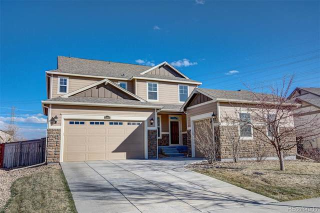 15865 Savory Circle, Parker, CO 80134 (#7446135) :: The DeGrood Team