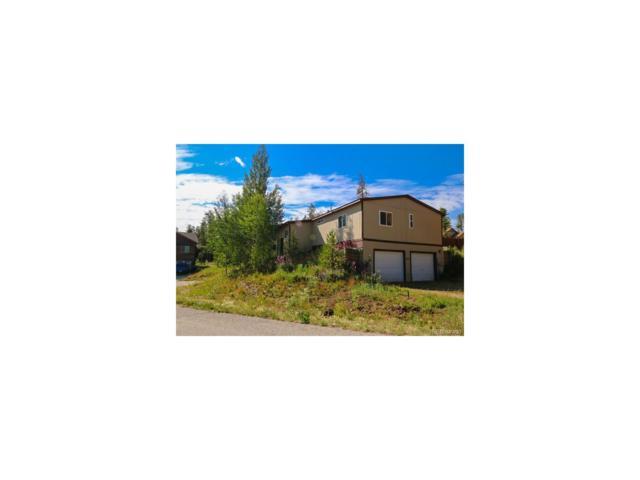 860 Ermine Lane, Fraser, CO 80442 (MLS #7446183) :: 8z Real Estate