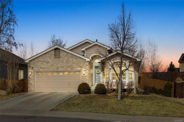 5919 E 132nd Way, Thornton, CO 80602 (#7446245) :: The Peak Properties Group