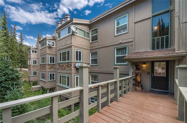 9366 Fall River Road #106, Idaho Springs, CO 80452 (MLS #7446268) :: Kittle Real Estate
