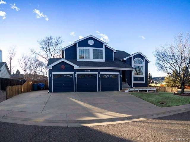 11398 W Dumbarton Drive, Littleton, CO 80127 (#7446382) :: iHomes Colorado