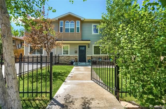 2525 S Pennsylvania Street, Denver, CO 80210 (#7446495) :: Wisdom Real Estate