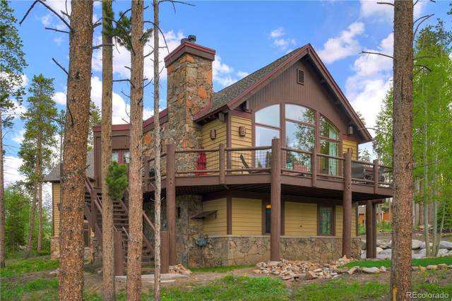 19 Spalding Terrace, Breckenridge, CO 80424 (MLS #7446647) :: 8z Real Estate