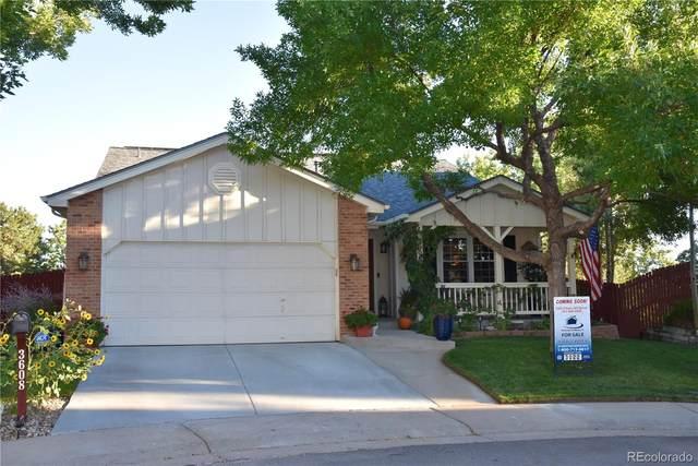 3608 E 134th Drive, Thornton, CO 80241 (#7446821) :: The Griffith Home Team