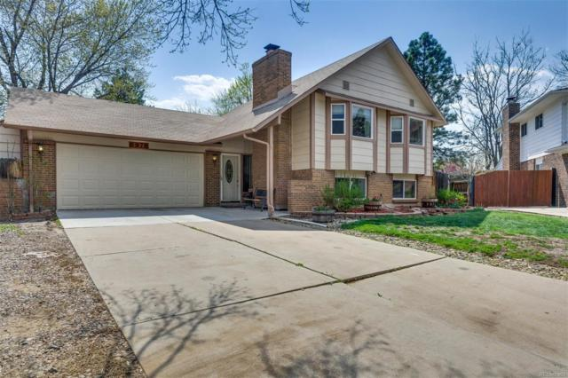 6978 S Yukon Court, Littleton, CO 80128 (#7446853) :: The Galo Garrido Group