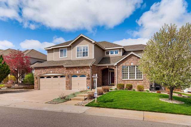 10265 Carriage Club Drive, Lone Tree, CO 80124 (#7447679) :: Colorado Team Real Estate