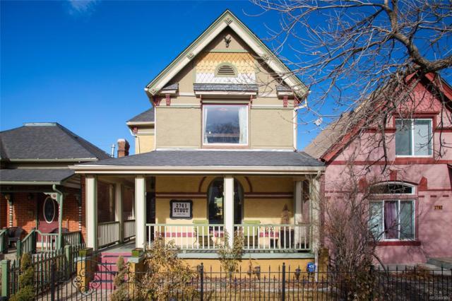 2741 Stout Street, Denver, CO 80205 (#7447721) :: Bring Home Denver