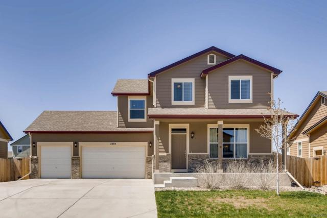 1895 Basil Street, Strasburg, CO 80136 (#7448196) :: The Galo Garrido Group