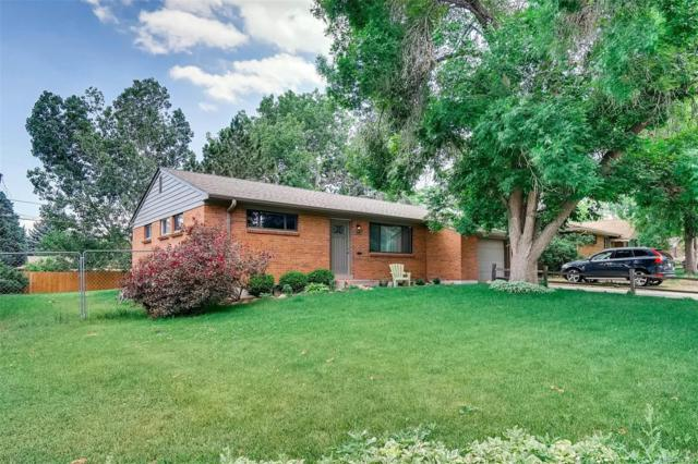 410 S Queen Street, Lakewood, CO 80226 (#7448320) :: The DeGrood Team