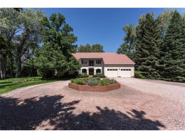 1441 E Lake Place, Centennial, CO 80121 (#7448427) :: The Peak Properties Group