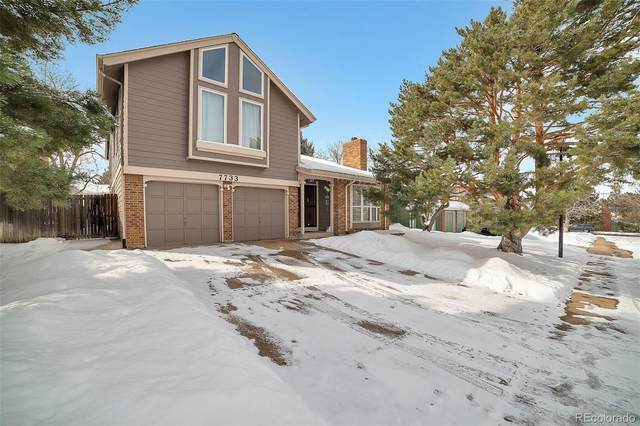 7733 S Nevada Drive, Littleton, CO 80120 (#7448435) :: The DeGrood Team