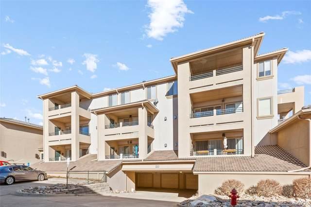 13353 W Alameda Parkway #203, Lakewood, CO 80228 (MLS #7448809) :: 8z Real Estate