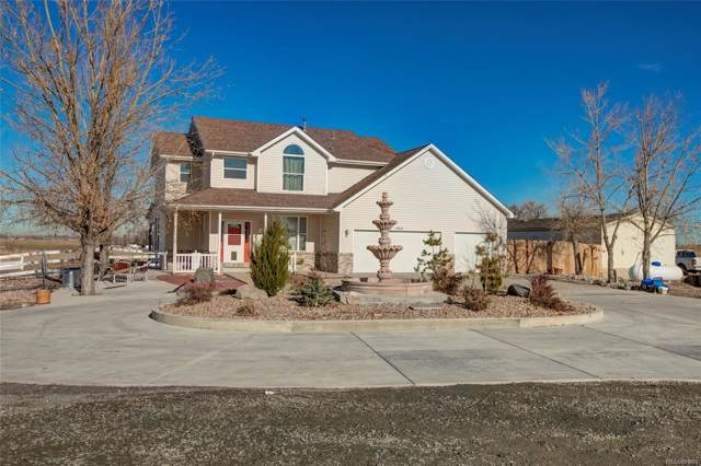 19215 County Road 4, Brighton, CO 80603 (#7448911) :: Berkshire Hathaway HomeServices Innovative Real Estate