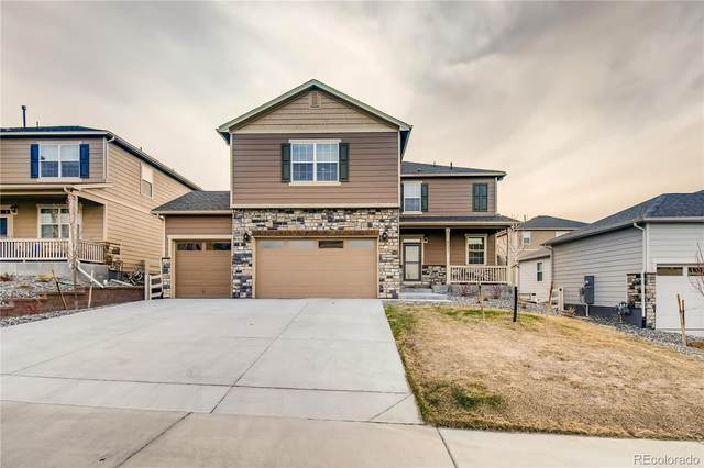 6031 Point Rider Circle, Castle Rock, CO 80104 (MLS #7449395) :: 8z Real Estate