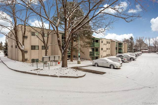 7740 W 35th Avenue #201, Wheat Ridge, CO 80033 (MLS #7449645) :: 8z Real Estate