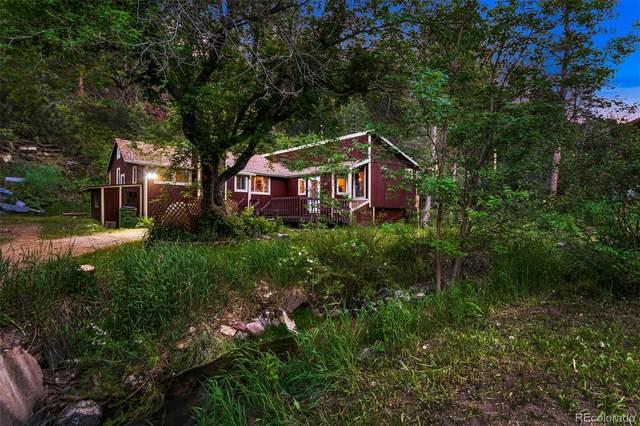 10510 S Deer Creek Road, Littleton, CO 80127 (MLS #7450254) :: Wheelhouse Realty