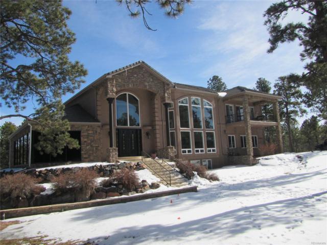 16204 Pole Pine Point, Colorado Springs, CO 80908 (MLS #7450502) :: Keller Williams Realty