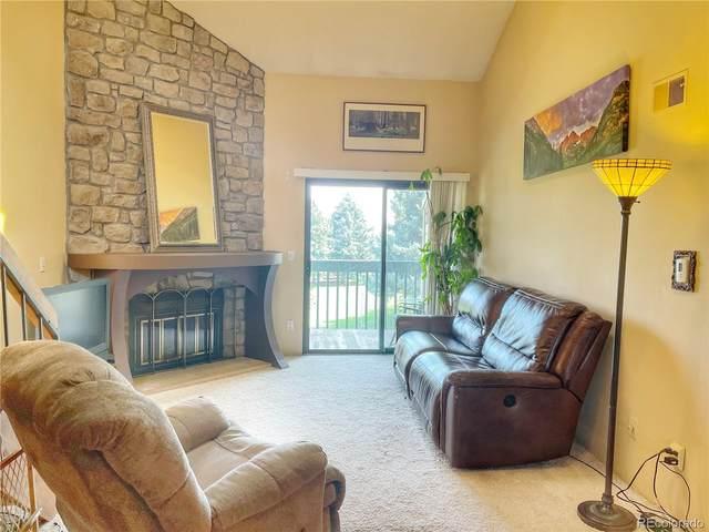 3616 S Depew Street #302, Lakewood, CO 80235 (#7450621) :: The Colorado Foothills Team | Berkshire Hathaway Elevated Living Real Estate