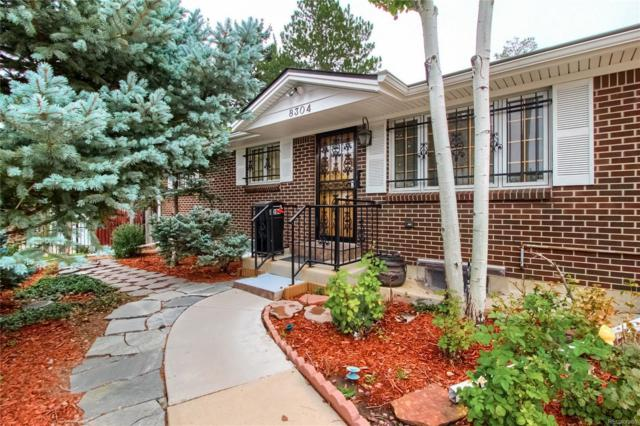 8304 Mitze Way, Denver, CO 80221 (#7450784) :: HomePopper