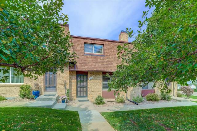 14667 W Ellsworth Avenue, Golden, CO 80401 (#7451314) :: The HomeSmiths Team - Keller Williams