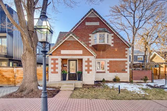 1635 N Gilpin Street, Denver, CO 80218 (#7451628) :: Wisdom Real Estate