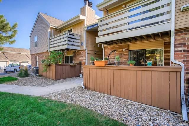 3316 S Ammons Street #104, Lakewood, CO 80227 (#7451899) :: The HomeSmiths Team - Keller Williams