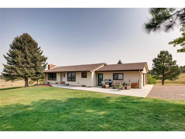 11091 Forest Hills Drive, Parker, CO 80138 (#7451996) :: The Escobar Group @ KW Downtown Denver