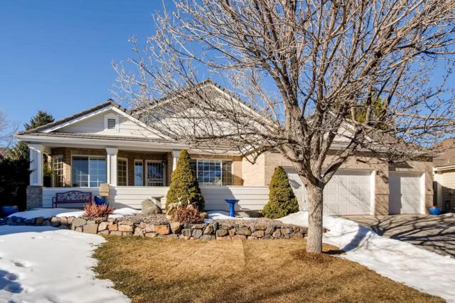 9019 Meadow Hill Circle, Lone Tree, CO 80124 (#7452276) :: HomePopper