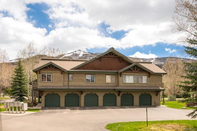 1485 Morgan Court #104, Steamboat Springs, CO 80487 (#7452553) :: The Griffith Home Team