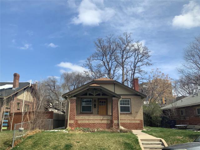 1036 Jackson Street, Denver, CO 80206 (#7452873) :: Wisdom Real Estate