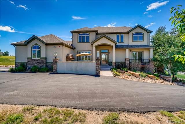 11651 Dunrich Road, Parker, CO 80138 (#7453681) :: Venterra Real Estate LLC