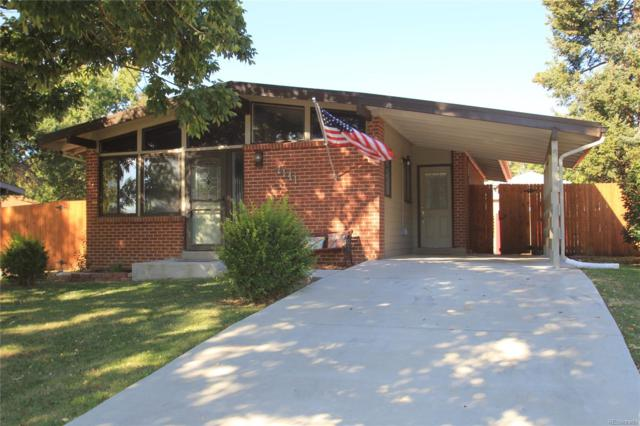 2141 S Wolcott Court, Denver, CO 80219 (#7453776) :: The Griffith Home Team