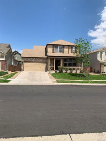15347 E 99th Place, Commerce City, CO 80022 (#7454044) :: James Crocker Team