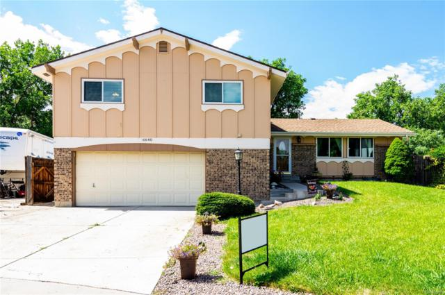 6640 W 72nd Drive, Westminster, CO 80003 (#7454228) :: The Peak Properties Group