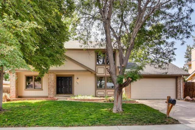 2023 S Pagosa Street, Aurora, CO 80013 (#7454427) :: Ben Kinney Real Estate Team