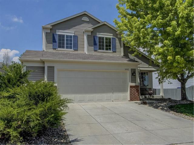 1805 Clover Creek Drive, Longmont, CO 80503 (MLS #7455303) :: 8z Real Estate