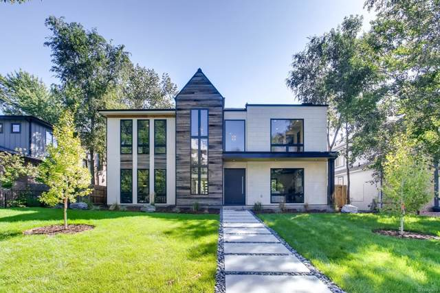 2560 S Josephine Street, Denver, CO 80210 (MLS #7455867) :: Bliss Realty Group
