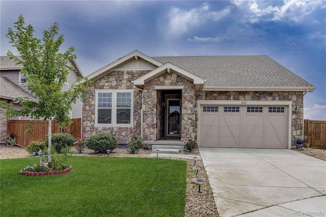 2422 E 156th Place, Thornton, CO 80602 (MLS #7456195) :: Kittle Real Estate