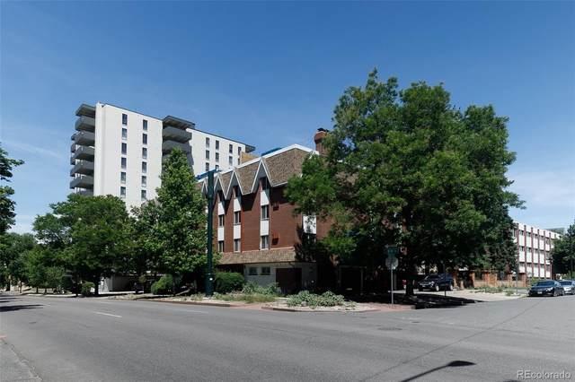 801 N Pennsylvania Street #207, Denver, CO 80203 (#7456200) :: HomeSmart Realty Group