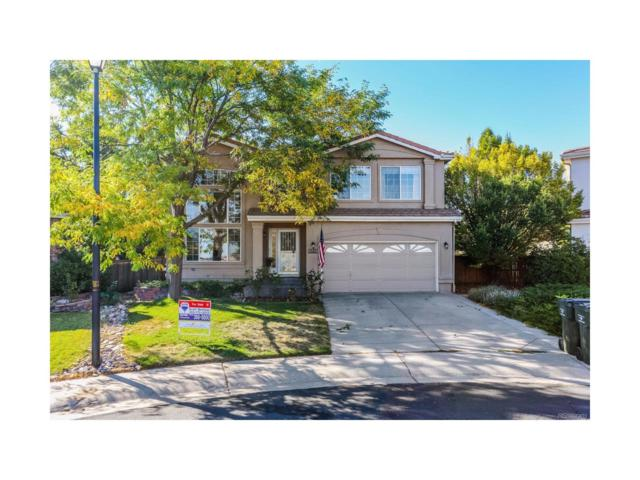 9798 Dampler Way, Highlands Ranch, CO 80130 (MLS #7456306) :: 8z Real Estate