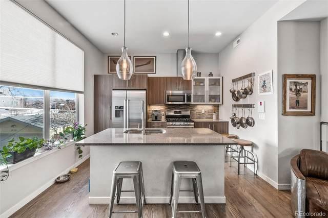 3628 Navajo Street, Denver, CO 80211 (MLS #7457821) :: 8z Real Estate