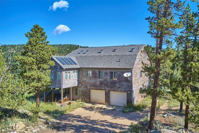 8795 Sugarloaf Road, Boulder, CO 80302 (MLS #7458157) :: 8z Real Estate