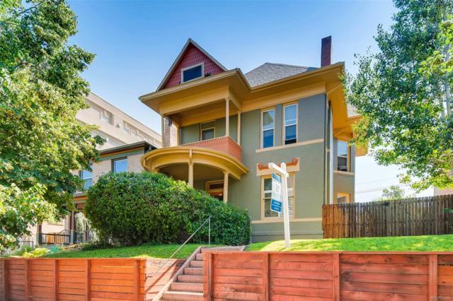 1266 N Downing Street, Denver, CO 80218 (#7458198) :: Bring Home Denver