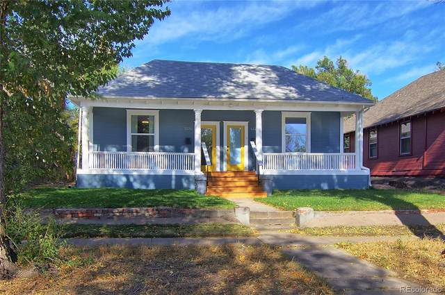 1322-1324 W Kiowa Street, Colorado Springs, CO 80904 (#7458809) :: The DeGrood Team