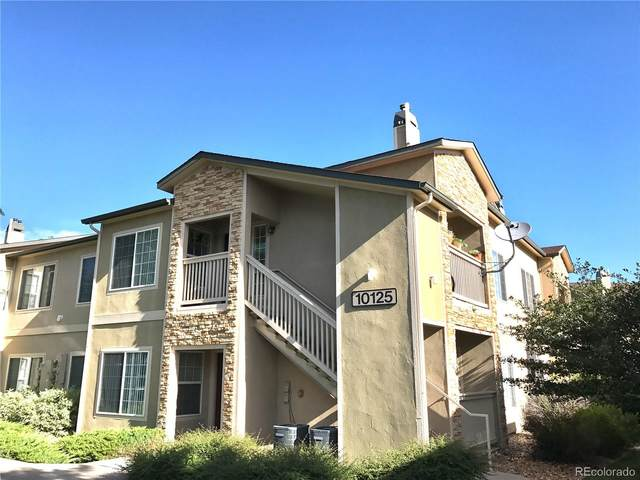 10125 E Carolina Place #101, Aurora, CO 80247 (#7459014) :: Chateaux Realty Group