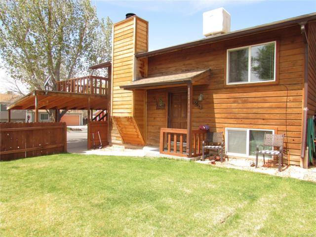 124 W Bell Street, Rangely, CO 81648 (#7459029) :: Structure CO Group