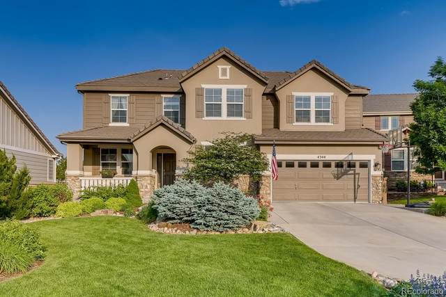 4344 Ivycrest Point, Highlands Ranch, CO 80130 (#7459080) :: Bring Home Denver with Keller Williams Downtown Realty LLC