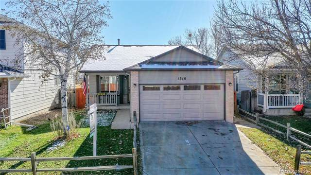 1910 W 100th Place, Thornton, CO 80260 (MLS #7459121) :: 8z Real Estate