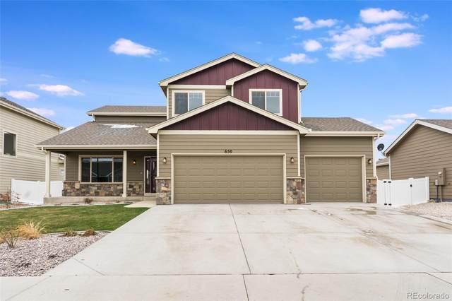 650 Rock Road, Eaton, CO 80615 (#7459127) :: Portenga Properties