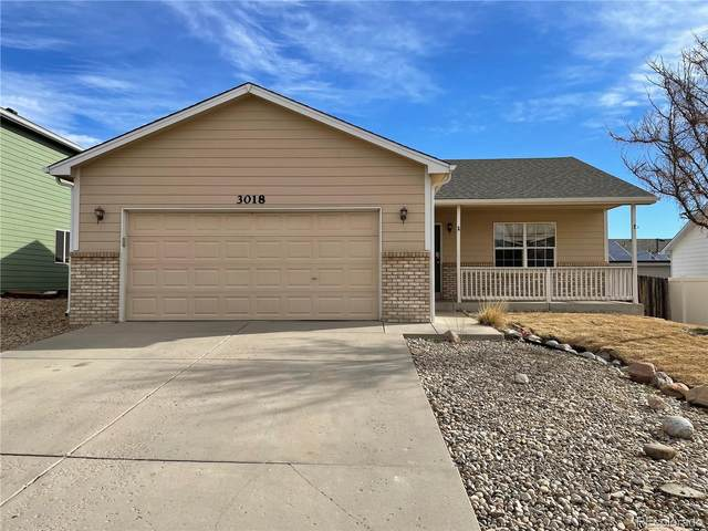 3018 43rd Court, Greeley, CO 80634 (#7459583) :: Sultan Newman Group